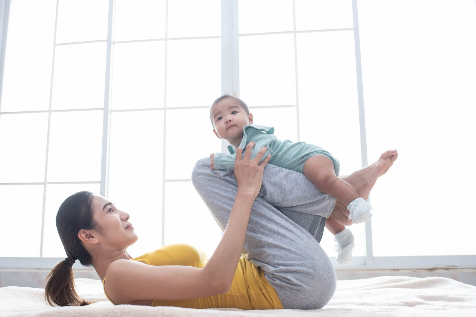 Postpartum Activity