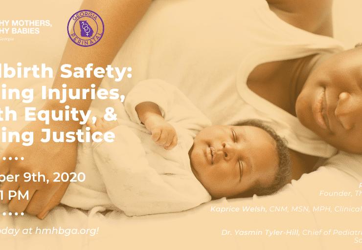 Childbirth Safety Webinar